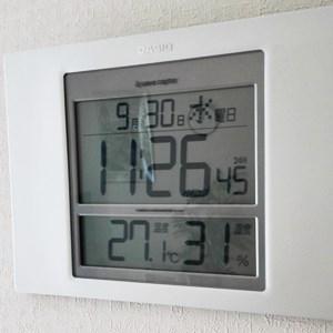 湿度31%